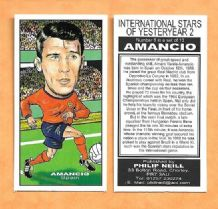 Spain Amancio Amaro Real Madrid 6 (ISOY)